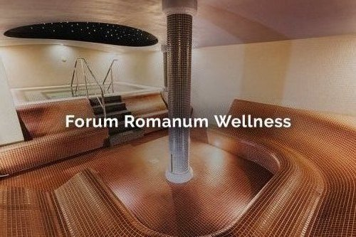 Forum Romanum Wellness und Pálava Wellness
